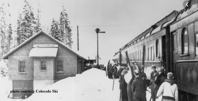 History of the Winter Park Ski Train