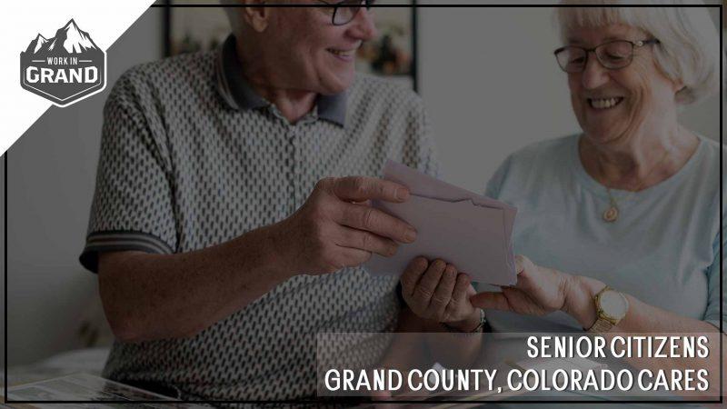 Senior Citizens- Grand County, Colorado