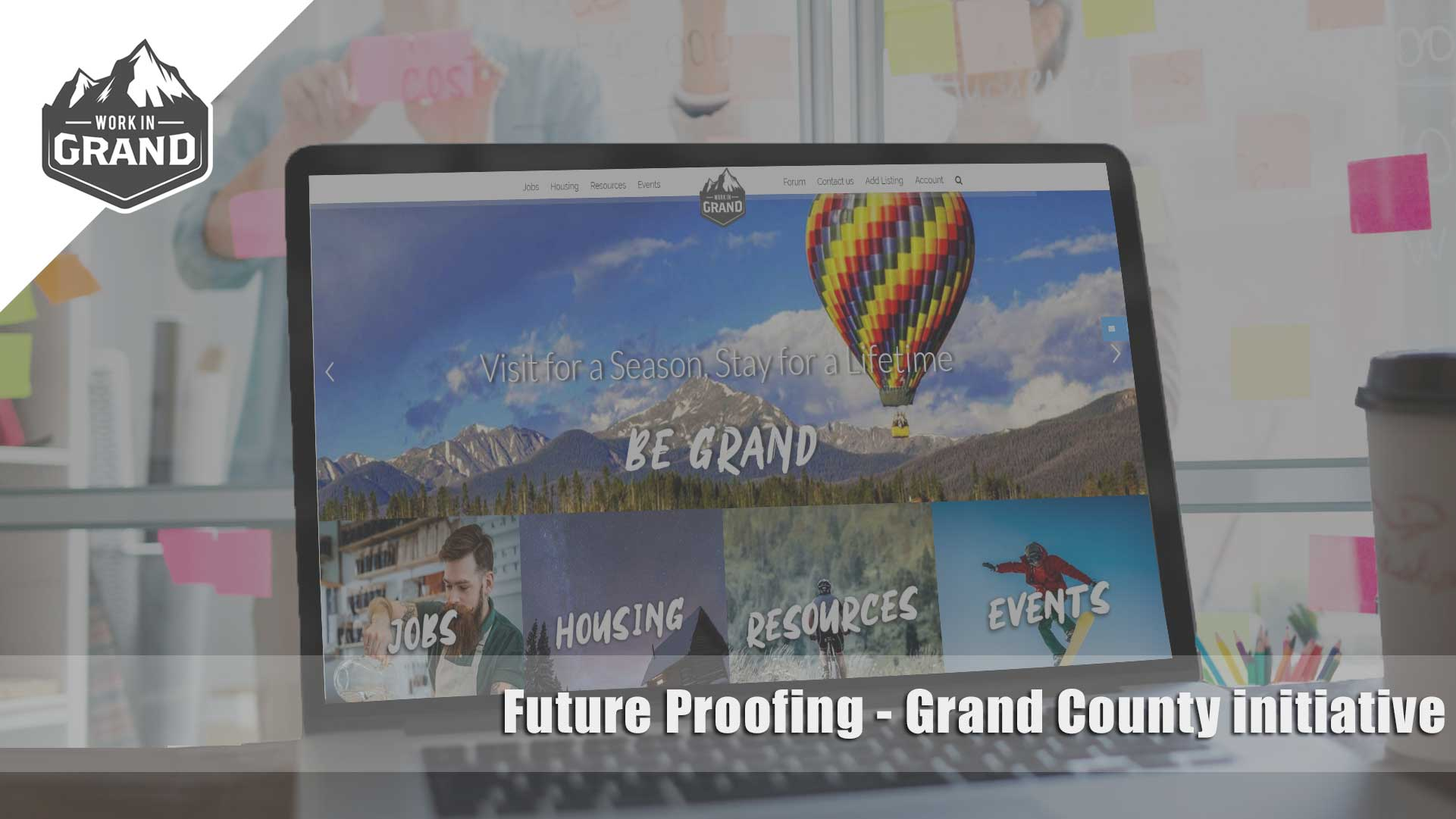 Future Proofing - Grand County Initiative