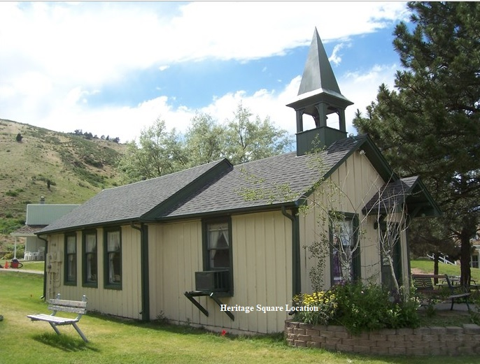 Historic Heritage Square Chapel & The Moffat Railroad Museum