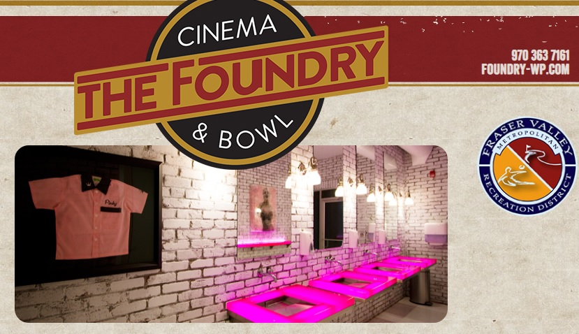 The Foundry Cinema and Bowl
