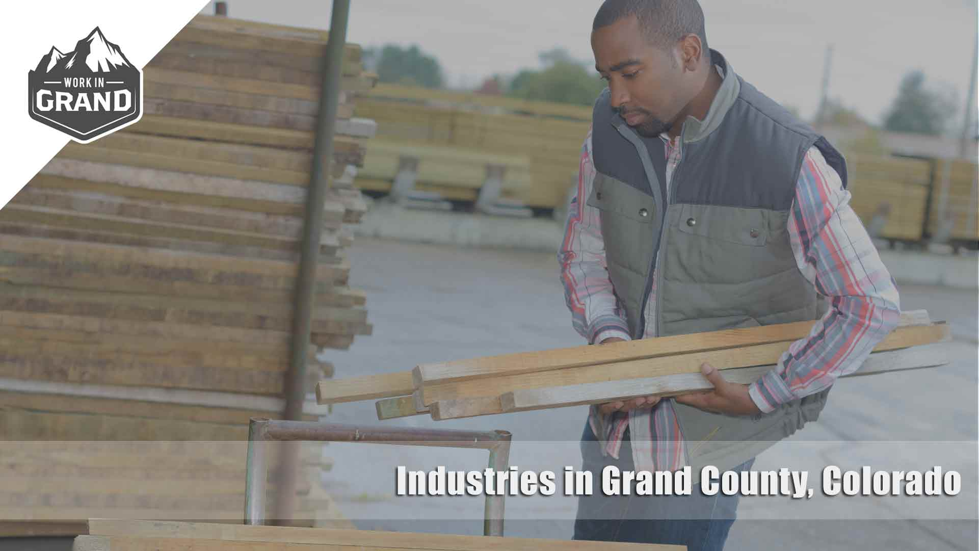 Industries in Grand County, Colorado