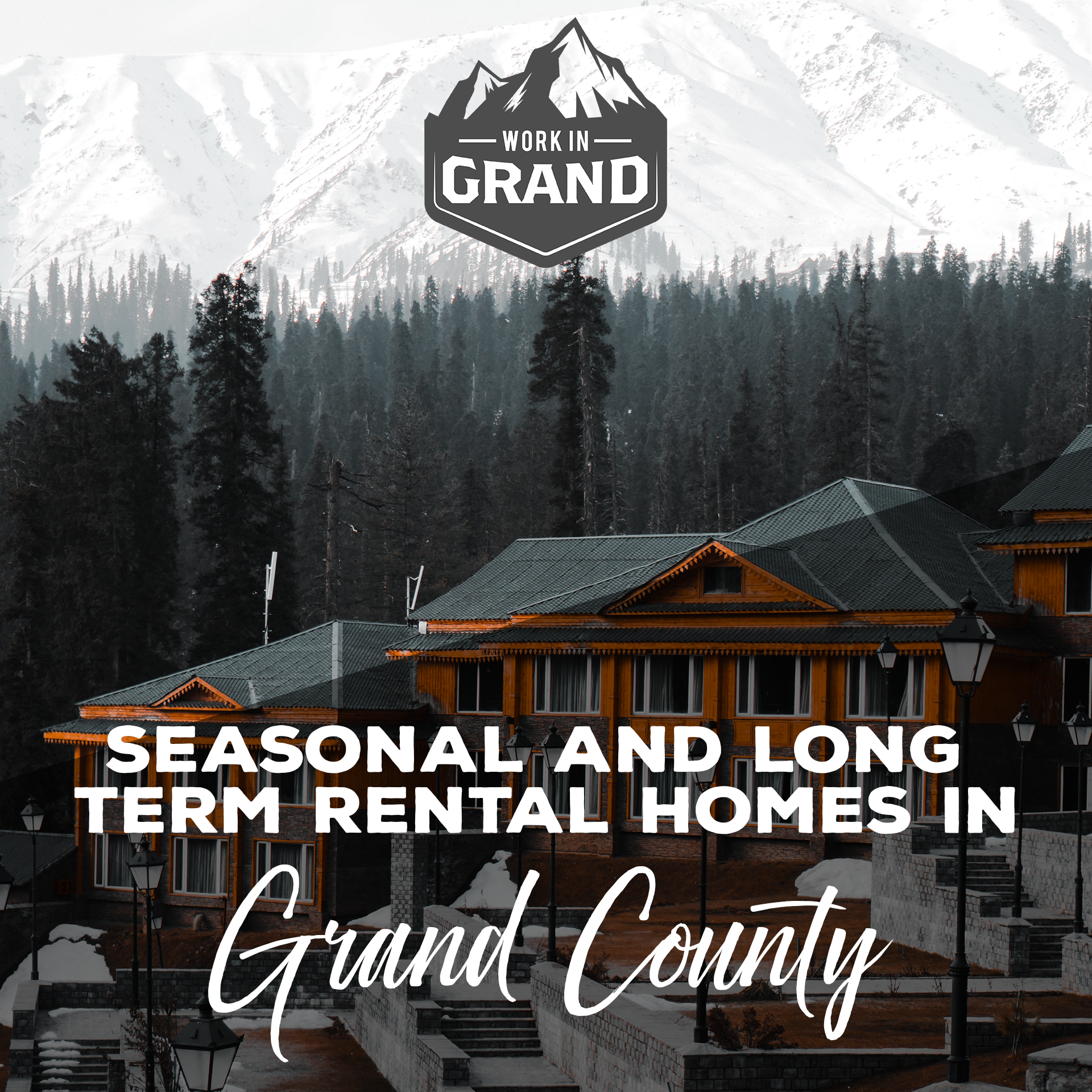 Seasonal and Long Term Rental Homes in Grand County