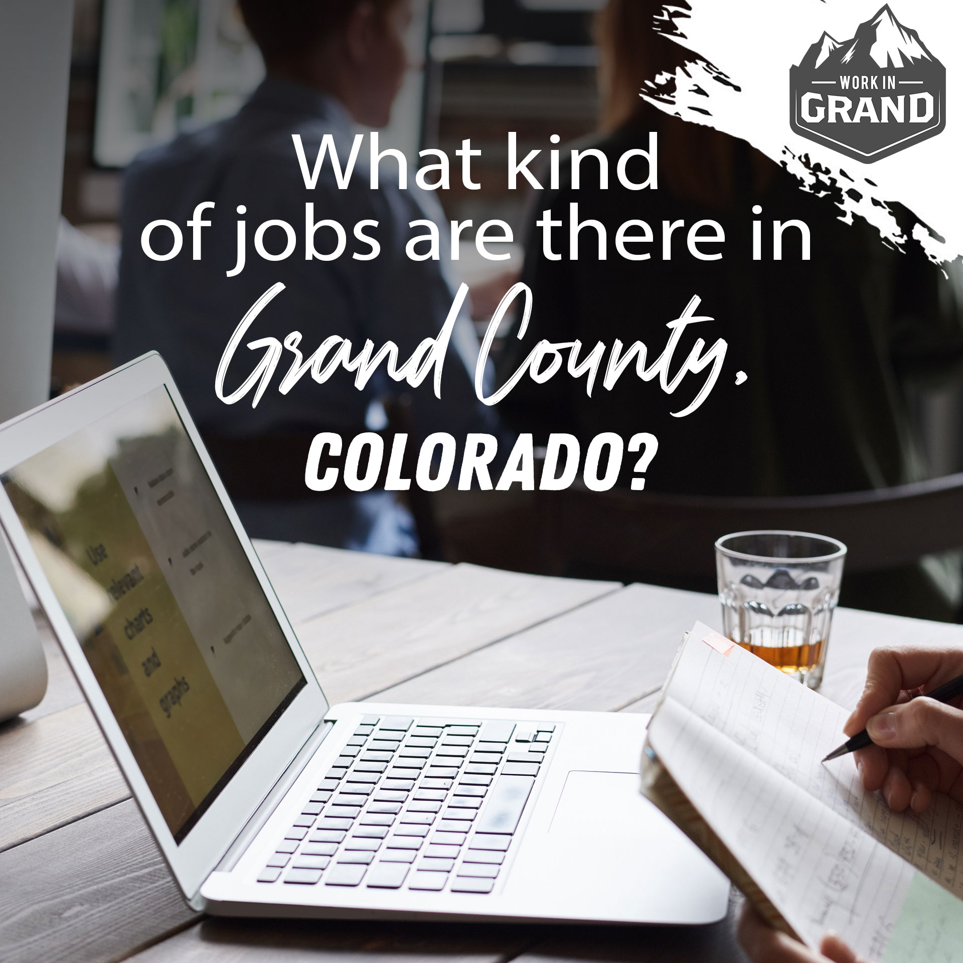 What kind of jobs are there in Grand County, Colorado?