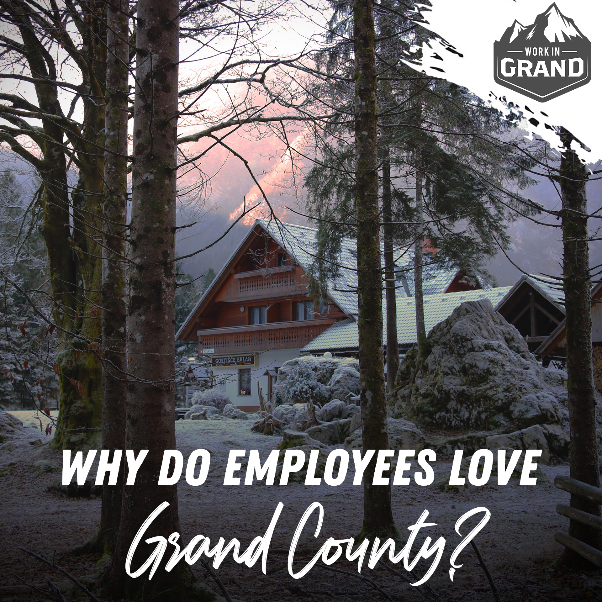 Why Do Employees Love Grand County?